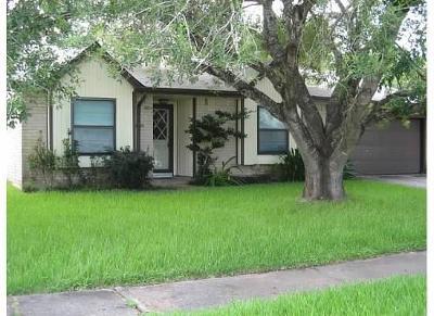 League City Single Family Home For Sale: 212 Brookdale Drive
