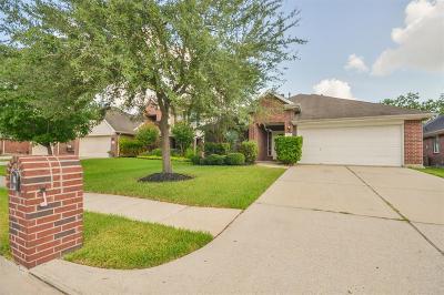 Humble Single Family Home For Sale: 6903 Atasca Creek Drive