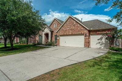 Richmond Single Family Home For Sale: 2126 Trinity Manor Lane