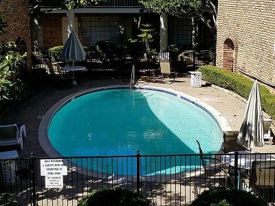 Harris County Condo/Townhouse For Sale: 2121 Fountain View Drive #79E