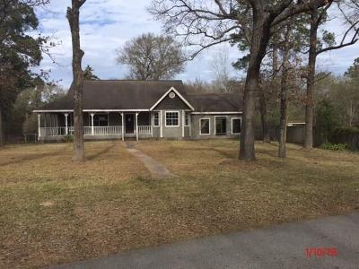 Conroe Single Family Home For Sale: 803 Cheyenne Road