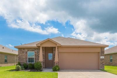 Texas City Single Family Home For Sale: 2214 Emerald Lane