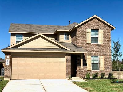 Channelview Single Family Home For Sale: 15515 Pueblito Verde