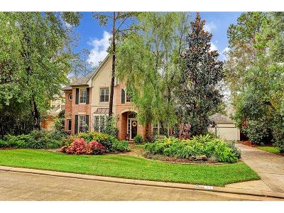 The Woodlands TX Single Family Home For Sale: $469,900