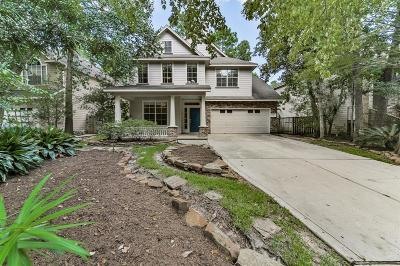 The Woodlands Single Family Home For Sale: 19 Lyreleaf Place