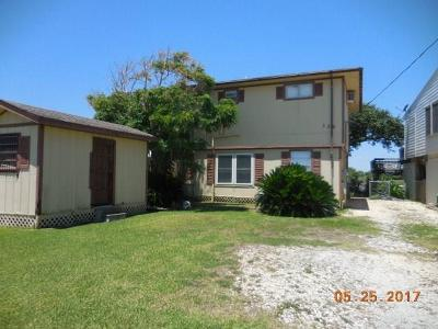 Matagorda Single Family Home For Sale: 126 Fm 2031