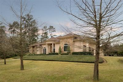 Conroe Single Family Home For Sale: 7330 Teas Cottage Drive
