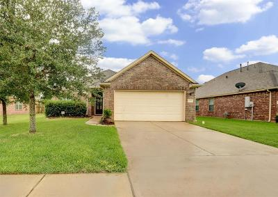 Pearland Single Family Home For Sale: 6504 Patridge Drive