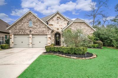 Montgomery Single Family Home For Sale: 212 Rolling Creek Drive