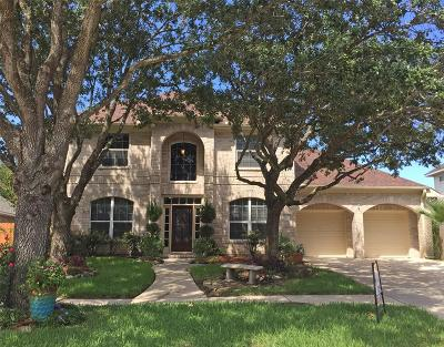 League City Single Family Home For Sale: 414 Seaborough Lane