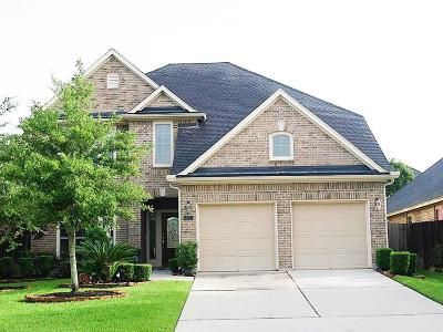 Houston Single Family Home For Sale: 13007 Golden Water Court