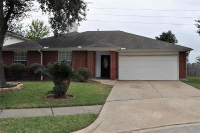 Katy Single Family Home For Sale: 3715 Lindenfield Drive