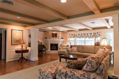 Bunker Hill Village Single Family Home For Sale: 12119 Rhett Drive
