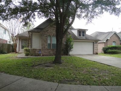 Sugar Land Single Family Home For Sale: 5554 Morgan Park Lane