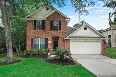 Montgomery Single Family Home For Sale: 3720 Mystic Circle