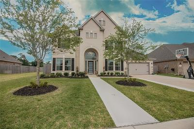 Friendswood Single Family Home For Sale: 1111 Deer Valley Drive
