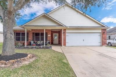 Austin County Single Family Home For Sale: 1406 Mockingbird Bend