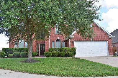 Dickinson Single Family Home For Sale: 2450 Donovan View