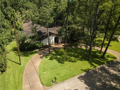Hunters Creek Village Single Family Home For Sale: 11000 Hunters Park Drive