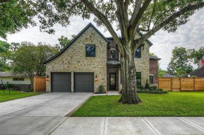 Houston Single Family Home For Sale: 1930 Westcrest