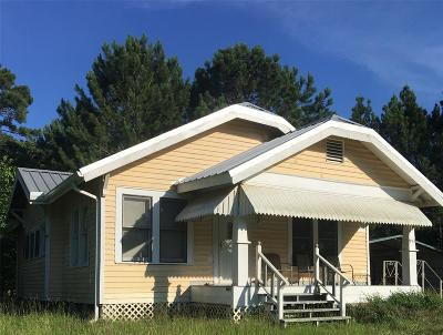 Grimes County Single Family Home For Sale: 14436 Rolling Acres