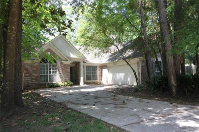 The Woodlands TX Single Family Home For Sale: $256,500