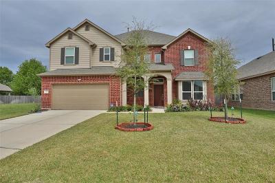 Richmond Single Family Home For Sale: 25306 Quiet Run Trail