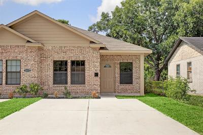 Houston Multi Family Home For Sale: 3622 Dawson Lane