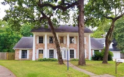 Spring Single Family Home For Sale: 8011 Vickridge Lane