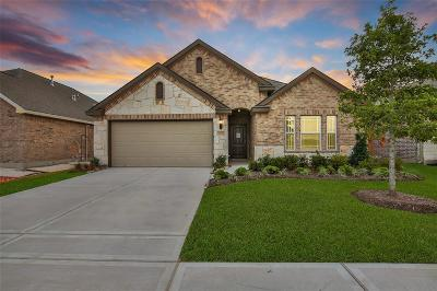 Humble Single Family Home For Sale: 15435 Aberdeen Wood Drive