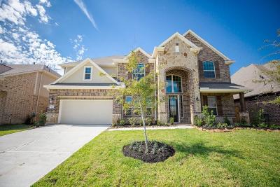 Cypress Single Family Home For Sale: 18711 Southard Oaks