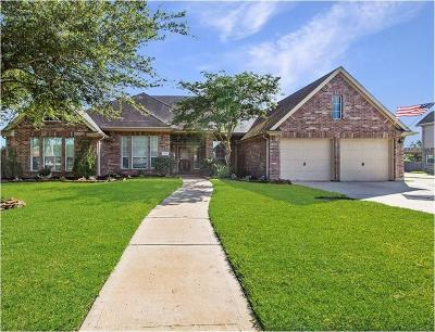 Friendswood Single Family Home For Sale: 2001 Parkview Drive