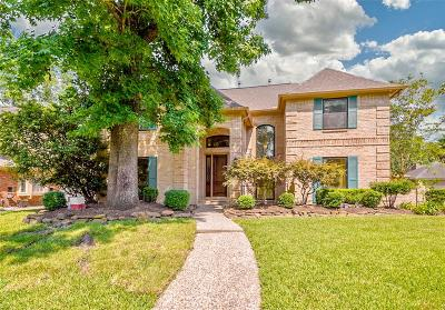 Kingwood Single Family Home For Sale: 2814 Woodland Ridge Drive