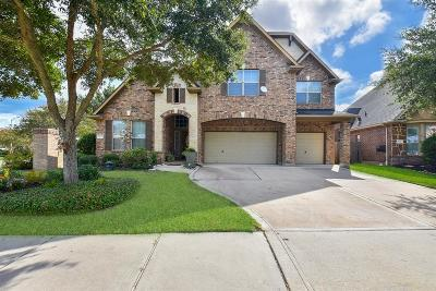 Cinco Ranch Single Family Home For Sale: 9703 Dill Canyon Lane