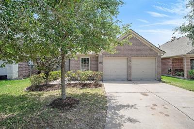 Rosenberg Single Family Home For Sale: 5602 Wagon Wheel Lane