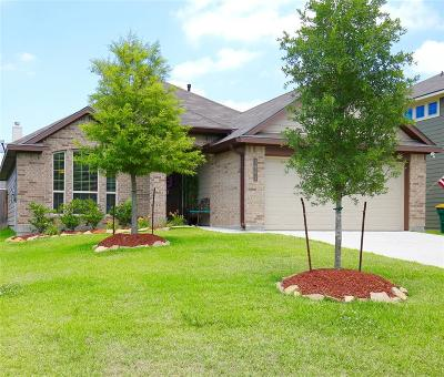 Conroe TX Single Family Home For Sale: $204,900