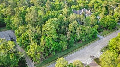 The Woodlands Residential Lots & Land For Sale: 201 Grogans Point Road