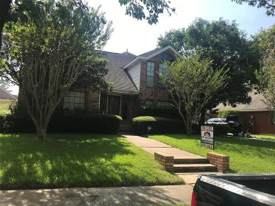 Sugar Land Single Family Home For Sale: 3438 Mimosa Way