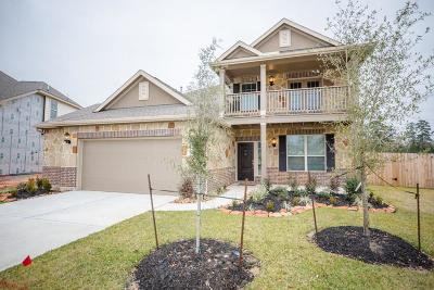 New Caney Single Family Home For Sale: 23823 Hickory Lakes Lane
