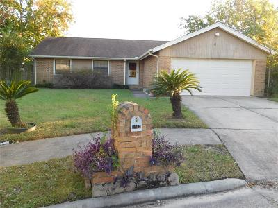 Channelview Single Family Home For Sale: 1303 Pennygent Lane