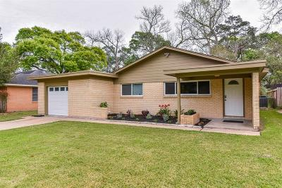 Single Family Home For Sale: 510 Pin Oak Street