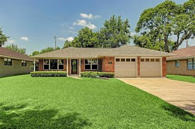 Houston Single Family Home For Sale: 1807 Millwood Drive