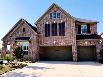 Fulshear Single Family Home For Sale: 4926 Cibolo Creek Court