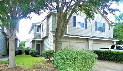 Condo/Townhouse For Sale: 25222 Boulder Bend Lane
