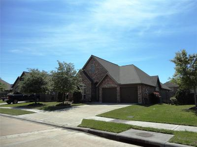 Pearland Single Family Home For Sale: 13812 Evening Wind Drive
