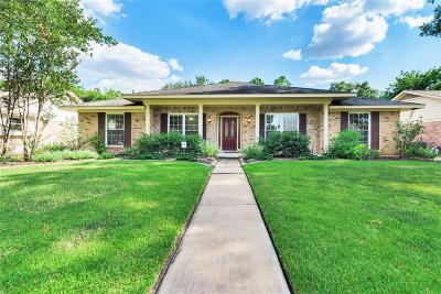 Houston Single Family Home For Sale: 10815 Burgoyne Road