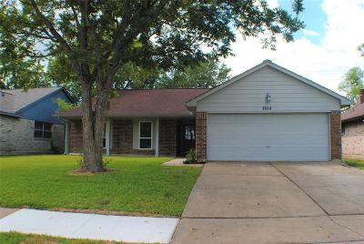 Richmond Single Family Home For Sale: 7014 Stonewall Ridge Drive