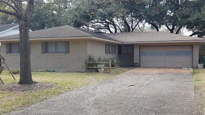 Houston Single Family Home For Sale: 1433 Wisterwood Drive