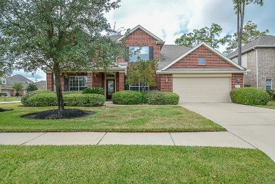 Tomball Single Family Home For Sale: 18403 Shallow Oak Court