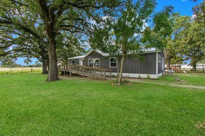 Madison County Single Family Home For Sale: 12993 Osr